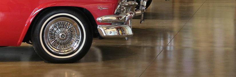 Auto Dealership Floor Coatings