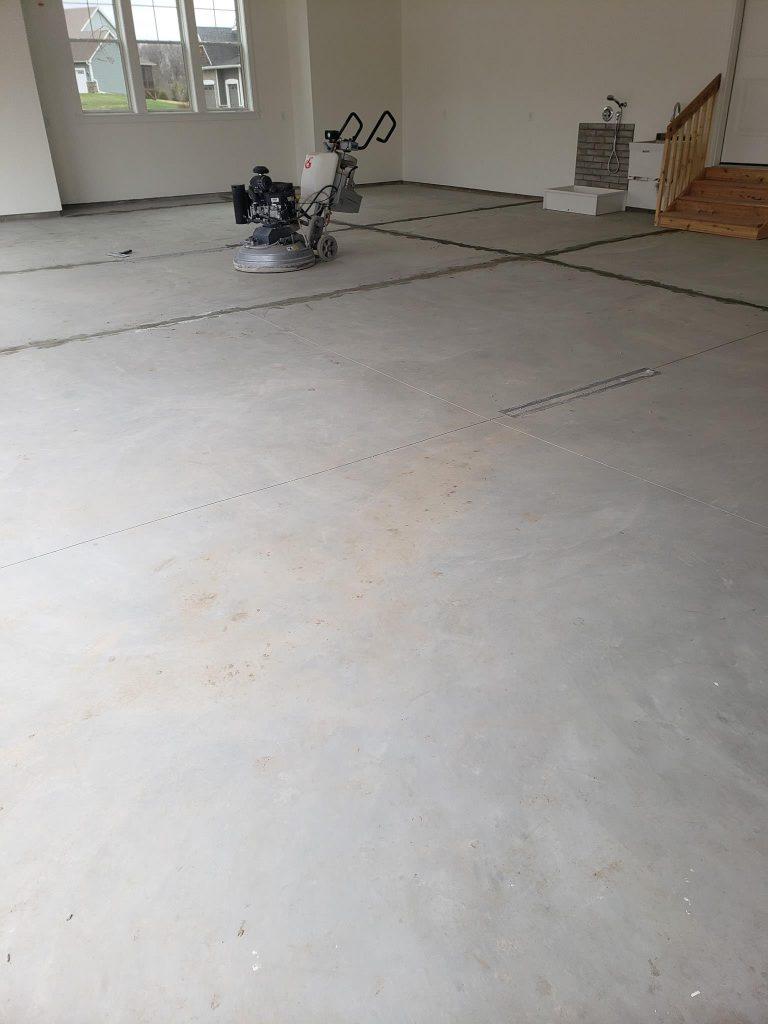 Rockford Garage Floor Coating