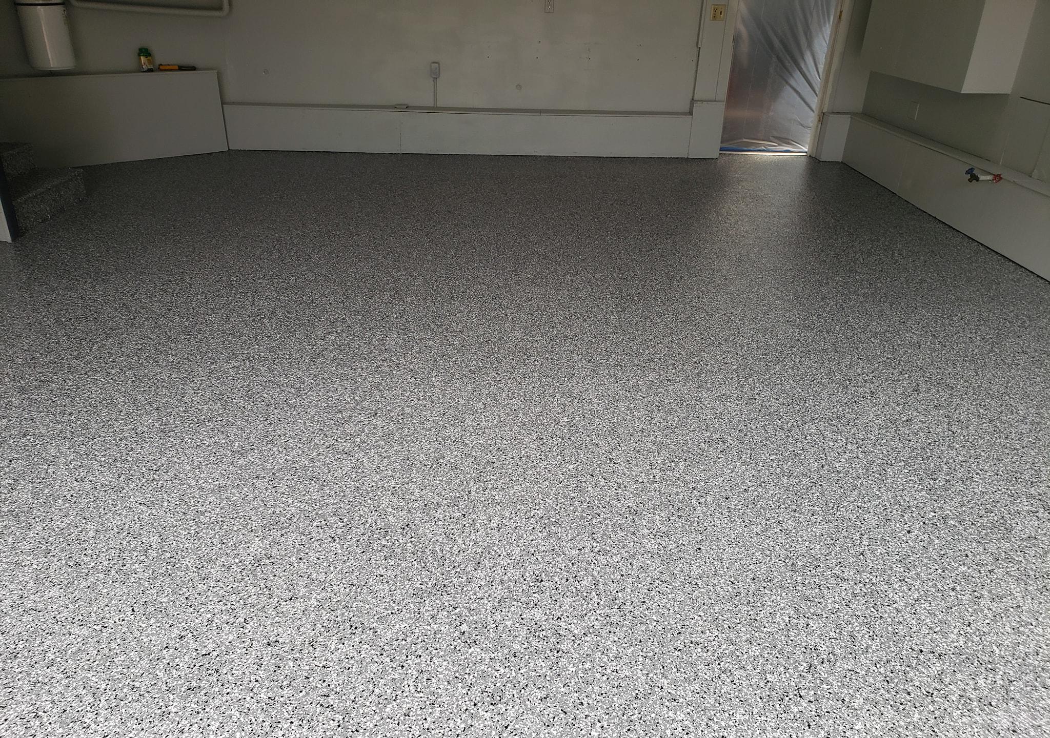 Woodbury Garage Floor Coating