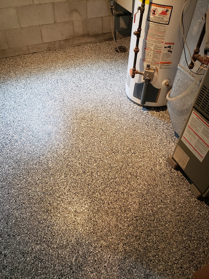 Basement Floor Coating