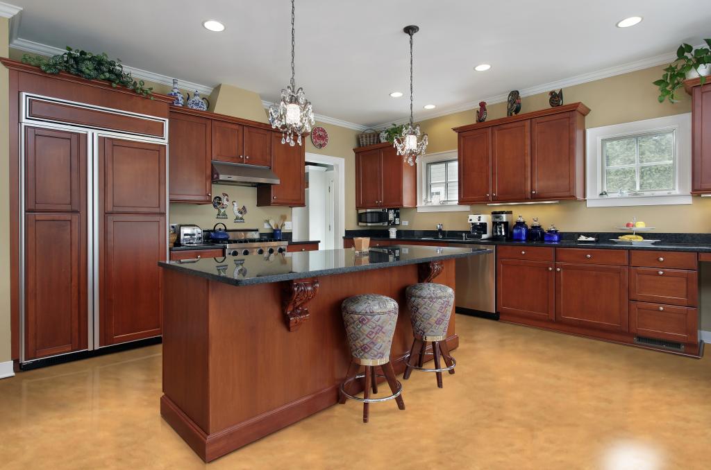 Commercial Kitchen Floor Coating