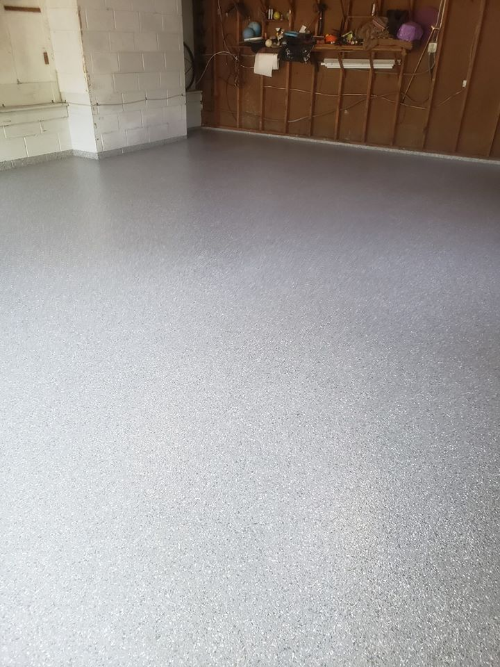 Epoxy Garage Floor St Louis Park