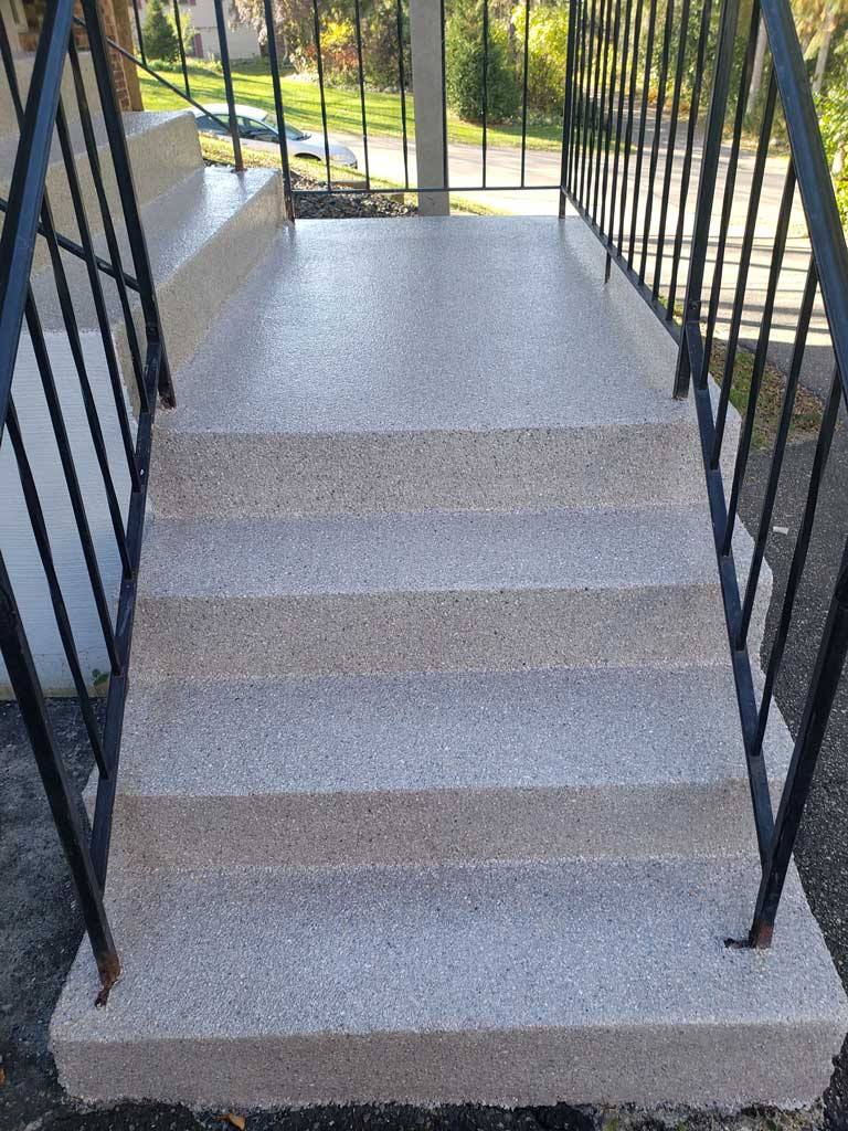 Stairs - After