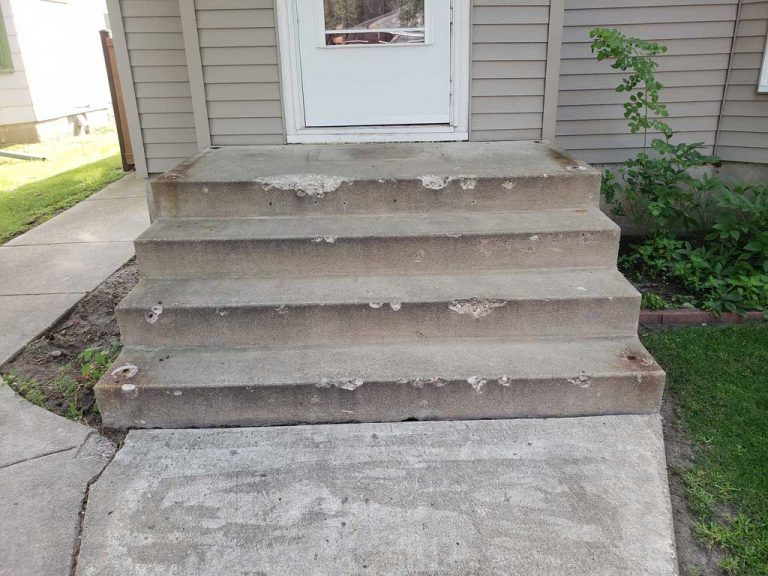 Steps - Before